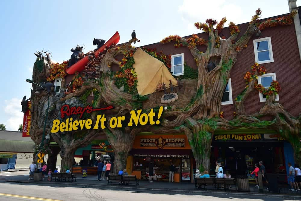 ripley's believe it or not gatlinburg
